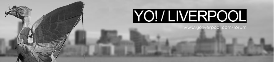 Yo! Liverpool Website