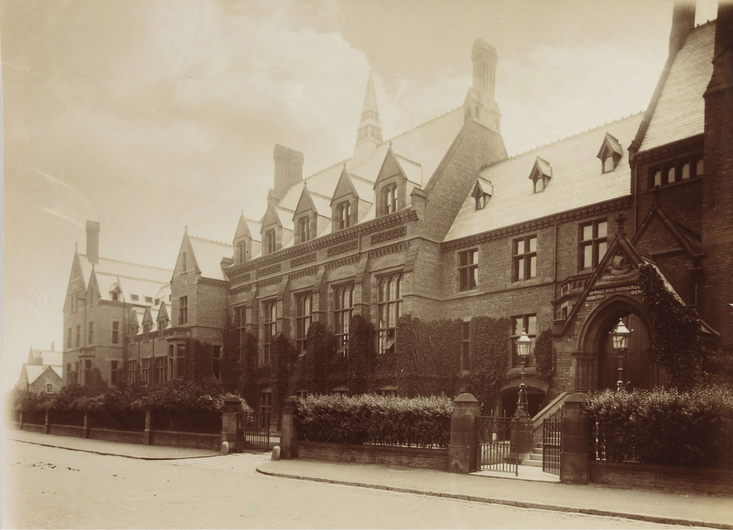 Old Liverpool Images 4 Various Of Randoms Name Acjpgviews 7775size 418 Kb 1895 Seamens Orphans Institution Newsham Park