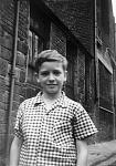 Click image for larger version.  Name:06 Me in Back Rossy, St Peter's school behind (Miss Mather's classroom).jpg Views:516 Size:754.6 KB ID:24380
